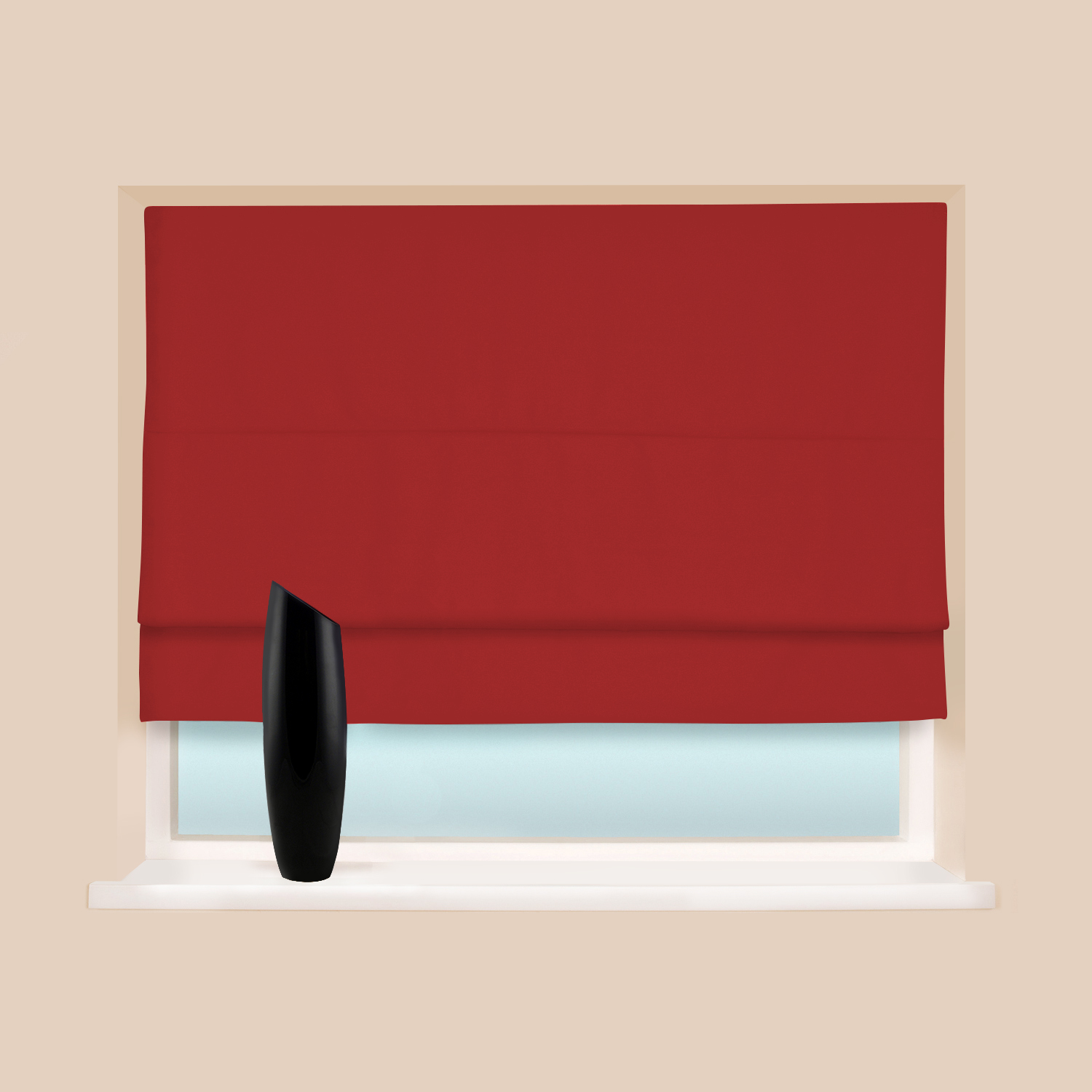 lined roman blind instructions